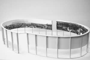 Patrick Dionne & Miki Gingras - Sedan en Panorama - Maquette